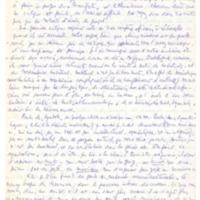 Lettre de Jacques Binet du 20/04/95